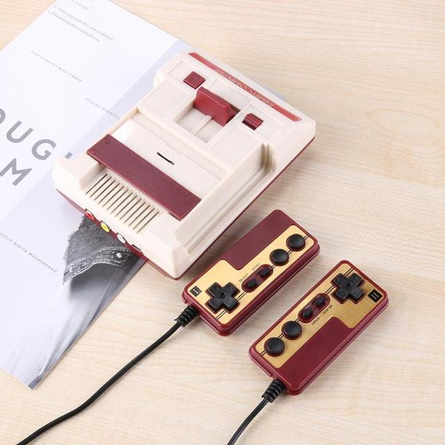 RS-36 Classic Retro Game Console Video Game TV Game Player Support TF Card/download for Family computer gaming