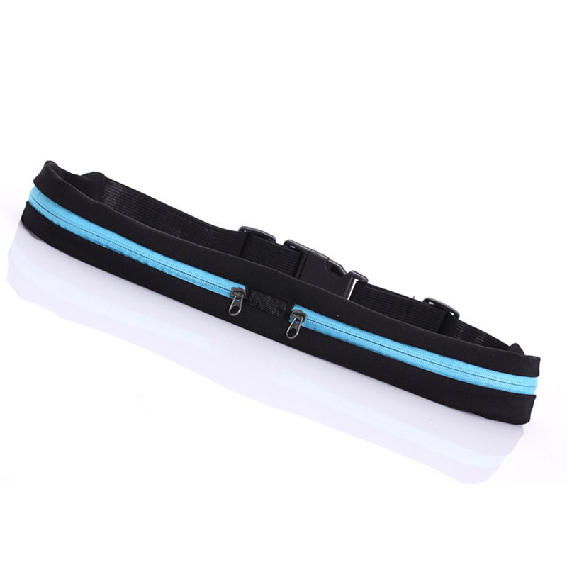 Outdoor  Running Travel Elastic Waist Pocket Jogging Sports Portable Waterproof Cycling Pack Bag Phone anti-theft Pack