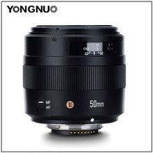 цена на YONGNUO YN50MM F1.4N E Standard Prime Lens AF/MF for Nikon D7500 D7200 D7100 D7000 D5600 D5500 D5300 D5200 D5100 D5000 D3400 etc