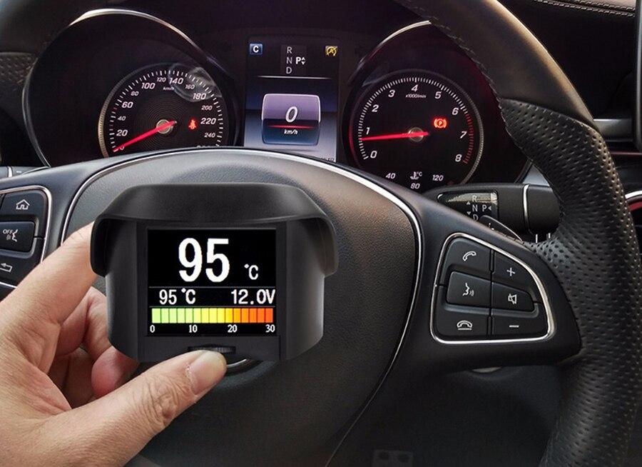HTB1rkMeXvvsK1RjSspdq6AZepXaU Automobile On-board Computer ANCEL A202 Car Digital OBD Computer Display Speed Fuel Consumption Temperature Gauge OBD2 Scanner
