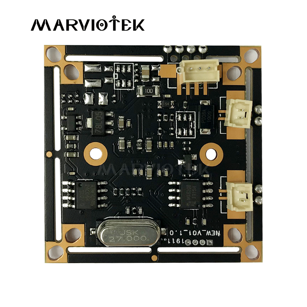 CCTV Camera Module CMOS Sensor Analog Camera Board Camera 700TVL Analog Motion Sensor Mini CVBS Security System For Analog DVR