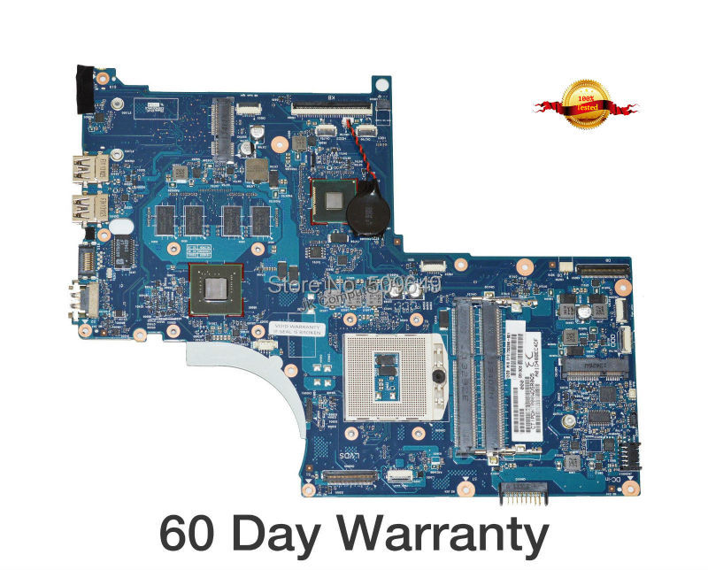 Top quality , For HP laptop mainboard Envy 17-J 720266-501 laptop motherboard,100% Tested 60 days warranty