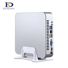 Intel Quad Core Dedicated Card HTPC i7 4700HQ Dual Core i7 6500U i5 6200U Fan Mini
