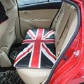 REINO UNIDO Bandera del Reino Unido Printed Volver Protectores A Prueba de Polvo de Alta Resistencia Auto Cojín Del Asiento de Coche Cubierta de Asiento de Pasajeros Frente Universal Car Van