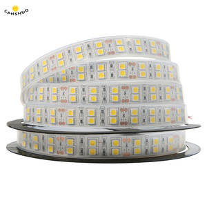 5050 Led Strip Light Safety DC12V 5Mroll Waterproof RGB 3060120Leds Per Meter Flexible Light Led Ribbon Tape Home Decor Lamps