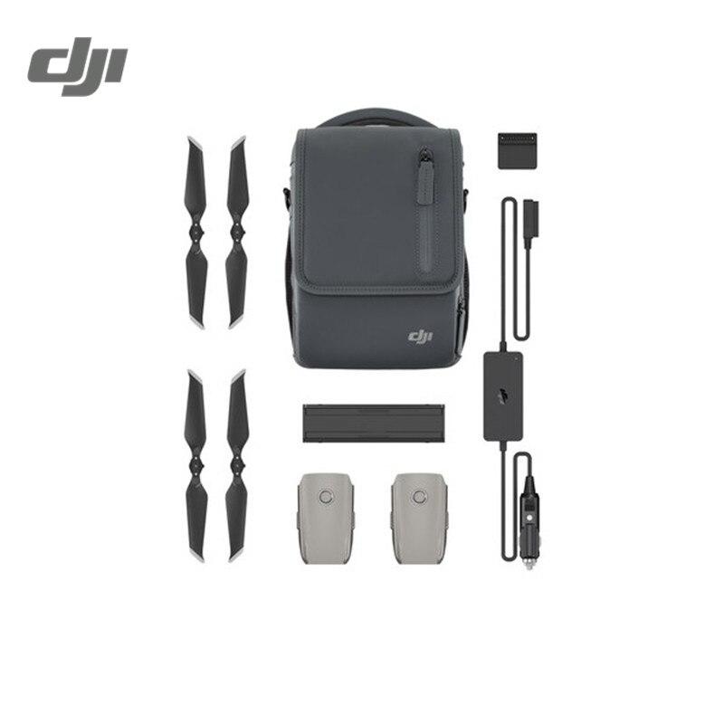 DJI Mavic 2 Pro/Zoom Drone Ricambi Accessori di Parte di Volare Più Kit di Accessori Batterie Caricabatterie Eliche Borsa A Tracolla Valigia