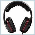 Новый Somic G909 7.1 Наушники Virtual Surround Sound USB Gaming Headset с Вибрирующей Функцией Mic Голосового Управления Наушники