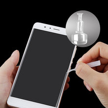 For iPhone Samsung Huawei Xiaomi Glass White Edge Revising Border Eliminate Remove Liquid HD Invisible For Universal Smartphone