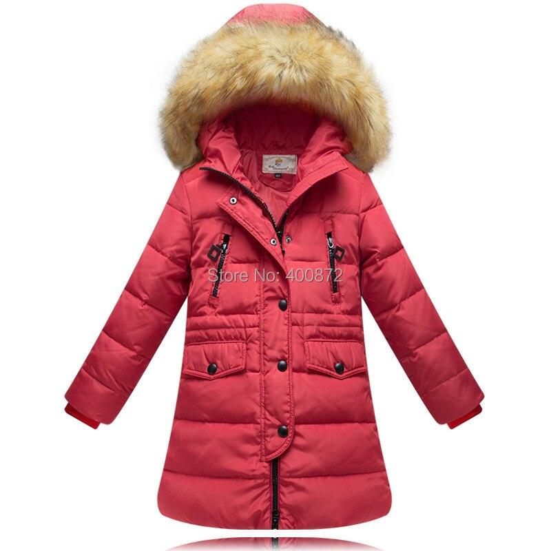 Aliexpress.com : Buy 2016 winter Girl 100% down jackets coat Down ...