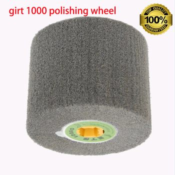 electrical polisher wheel 1000 girt 120-100 for stainless surface polishing to make it shine at good price and fast delivery