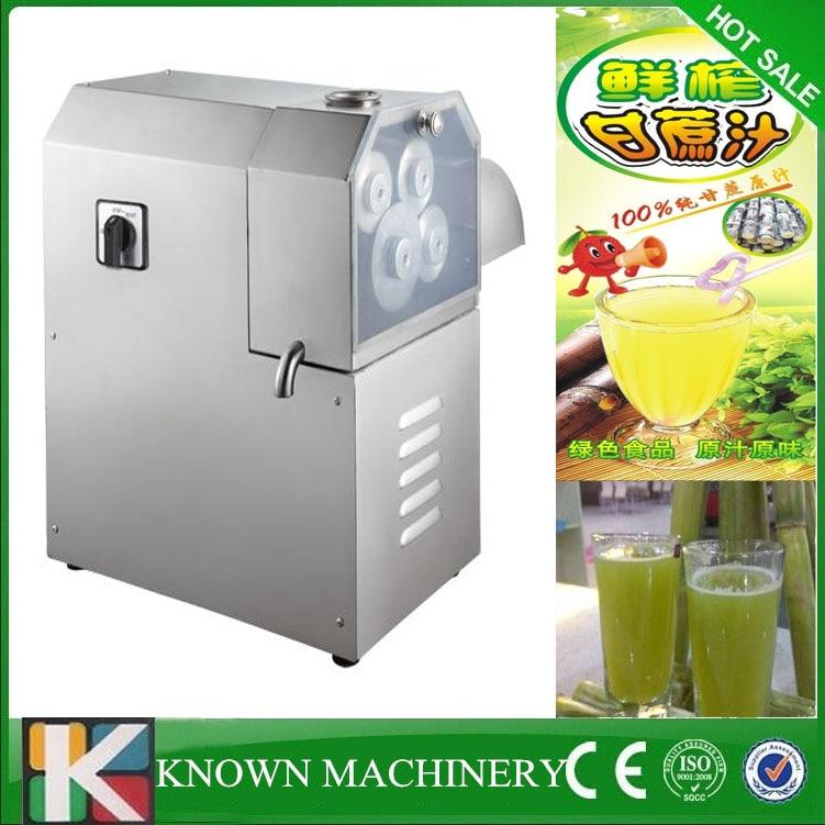 Sugar cane juicer 4 roller for fresh sugarcane in juicers for Fresh home appliances