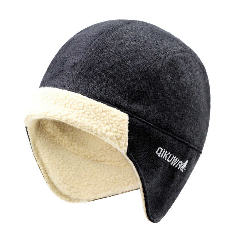 Men Bomber Hat Best Pilot Trooper Aviator Cap Faux Cashmere Hat Russian  Ushanka Winter Earflap Fleece 2b044a80e9c0