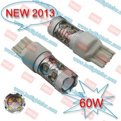 60 W с высокой мощностью, 7443 из светодиодов стоп лёгкие, T20 из светодиодов автомобильный лампа, W21 5 W из светодиодов лампа
