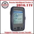 NOVO 2017.01 V Superior Para Toyota DENSO Intelligent Tester 2 para Toyota IT2 Tester2 IT2 Ferramenta de Auto Diagnóstico para toyota diagnóstico