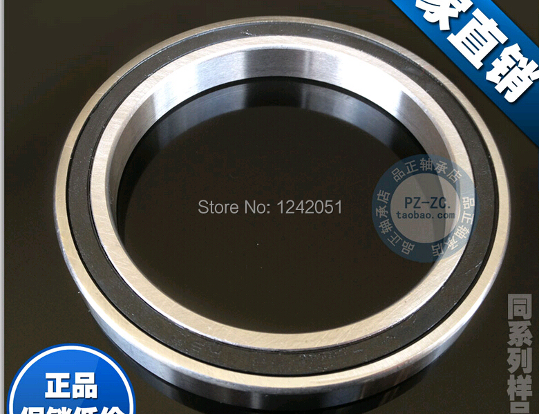 6819-2RS 61819-2RS Shielded Deep Groove Radial Ball Bearings 95x 120x 13mm