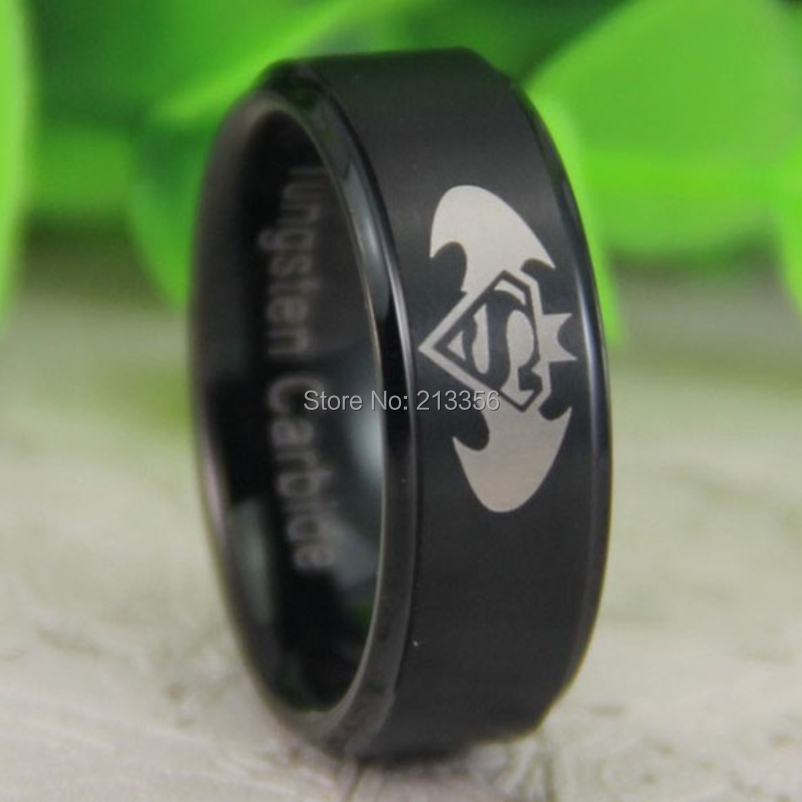 Popular Batman Superman Ring Buy Cheap Batman Superman Ring lots