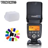 Yongnuo YN 560 IV YN560IV YN560 IV Universal Wireless Flash Speedlite For Canon Nikon Pentax Olympus Fujifilm Panasonic Sony A99