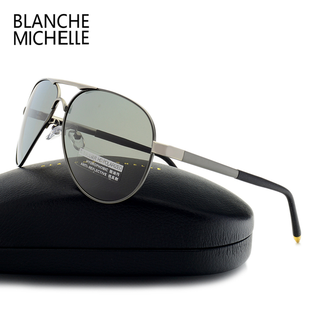 Blanche Men  Aviation sun glasses