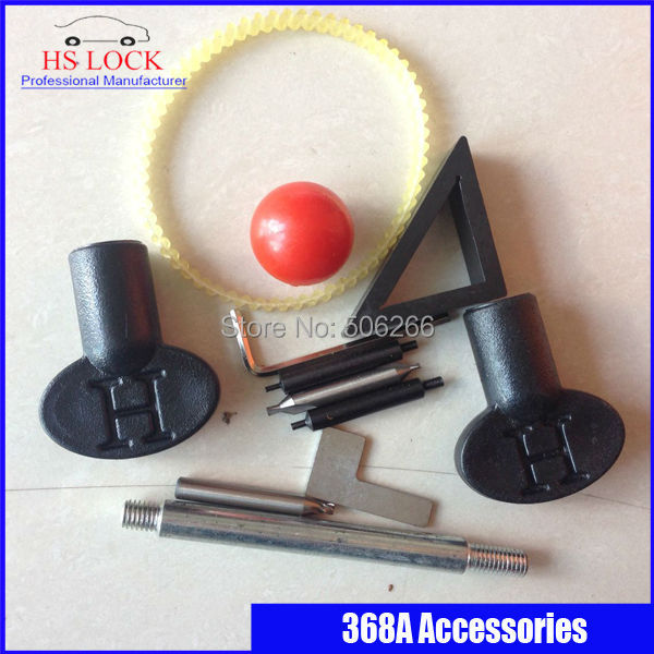 368A Key cutting machine Key accessories made in China free shipping