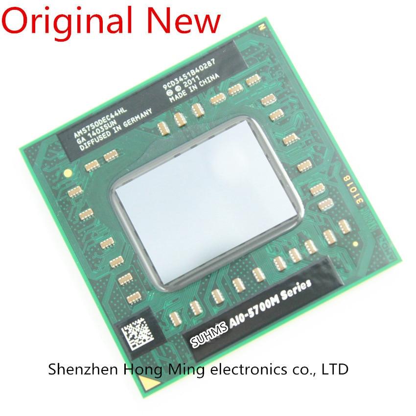 100 New CPU A10 5750M AM5750DEC44HL A10 5750M PGA Chipset