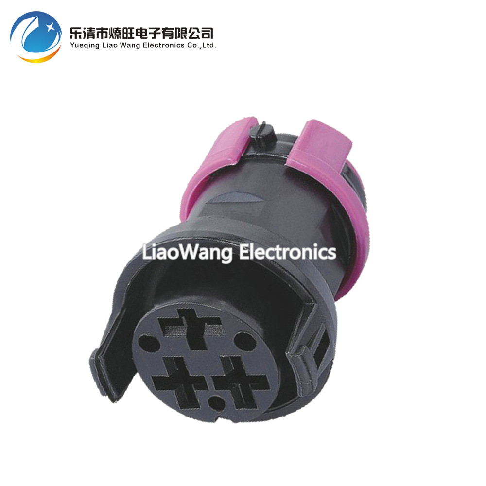 10 sets 3 Pin Car Plug Harness waterproof Connector Male Female with terminal DJ70310 6 3 11 21 3P in Connectors from Lights Lighting