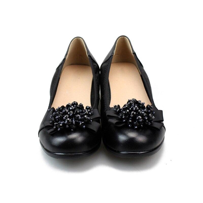 Женские туфли лодочки; мягкая удобная подошва для женщин с круглым носком; женские туфли лодочки с цветочным принтом; модная Офисная Женска