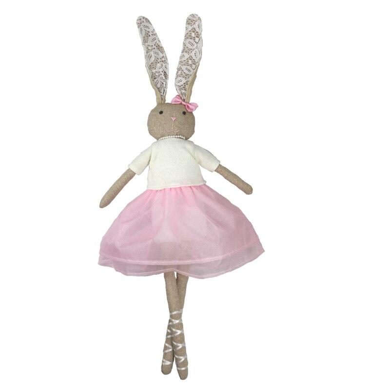 76CM Suffed Animal Plush Rabbit Kawaii Plush Bunny Easter Bunny Plush Doll Cute Rabbit Doll Easter Rabbit Doll Children Gift 70 cm cute rabbit plush doll soft plush doll rabbit baby dress rabbit toy girls gift kawaii toy stuffed animal plush doll