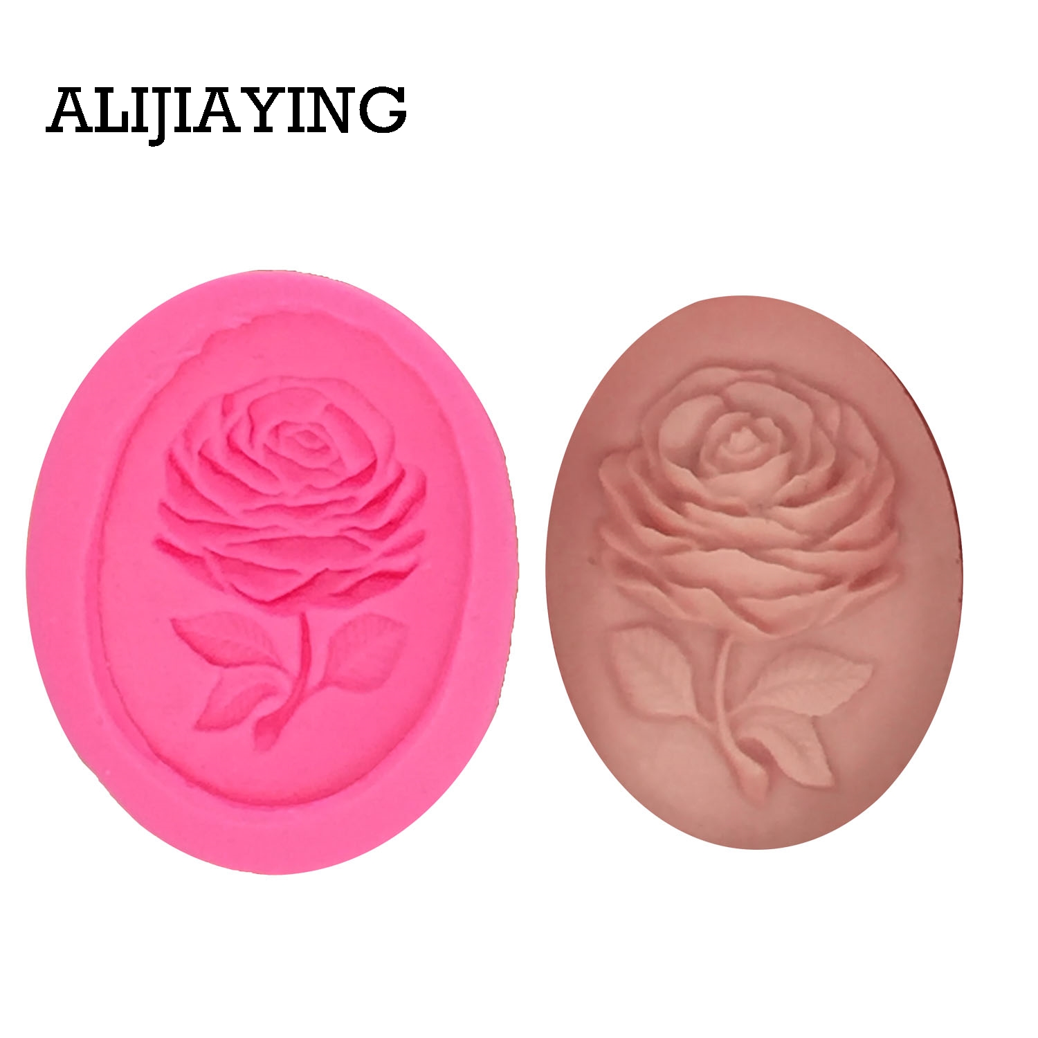 4 Pack Fondant Decorating Tools Set Simuer 3pcs Number and Letter Shape Silicone Mold Cake Decoration 3D Soap Chocolate Moulds