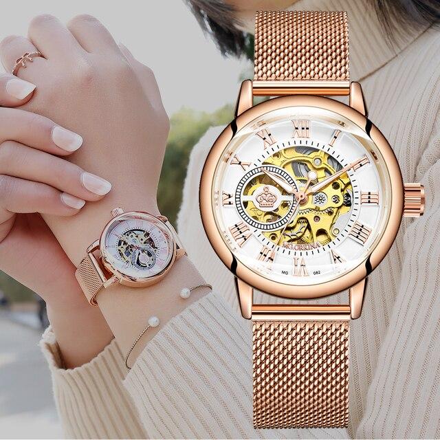 Night Glow Automatic Watch 5