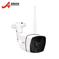 ANRAN 1080P IP Camera Outdoor Waterproof H 264 HD Night Vision Video Surveillance Camera Built In