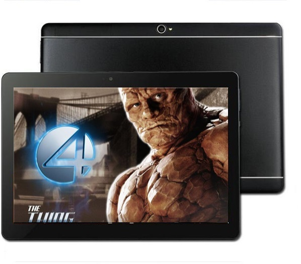 2018 Newest 10 inch Tablet PC Android 7.0 4GB RAM 64GB ROM Octa Core Dual Cameras 5.0MP 1280*800 IPS Phone Tablets 10.1+Gifts