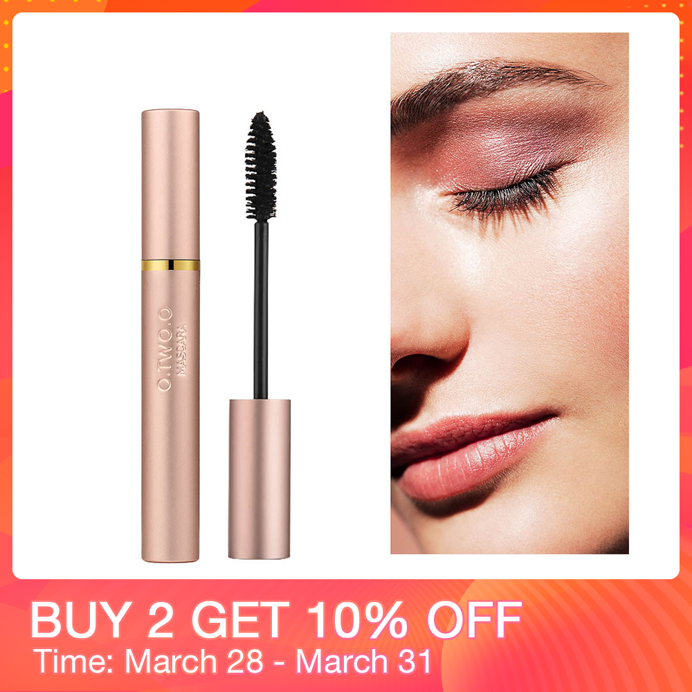 32b9ab79887 O 3D Fiber Lashes Thick Lengthening Mascara Long Black Lash Eyelash  Extension Eye Lashes Brush Makeup Pro Eye-Cosmetics