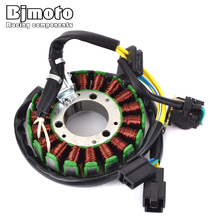 BJMOTO 32101-05300 Motorcycle Magneto Engine Stator Generator Coil For Suzuki TU125 1999 GS125 1982-1994 GN125 1982-2001
