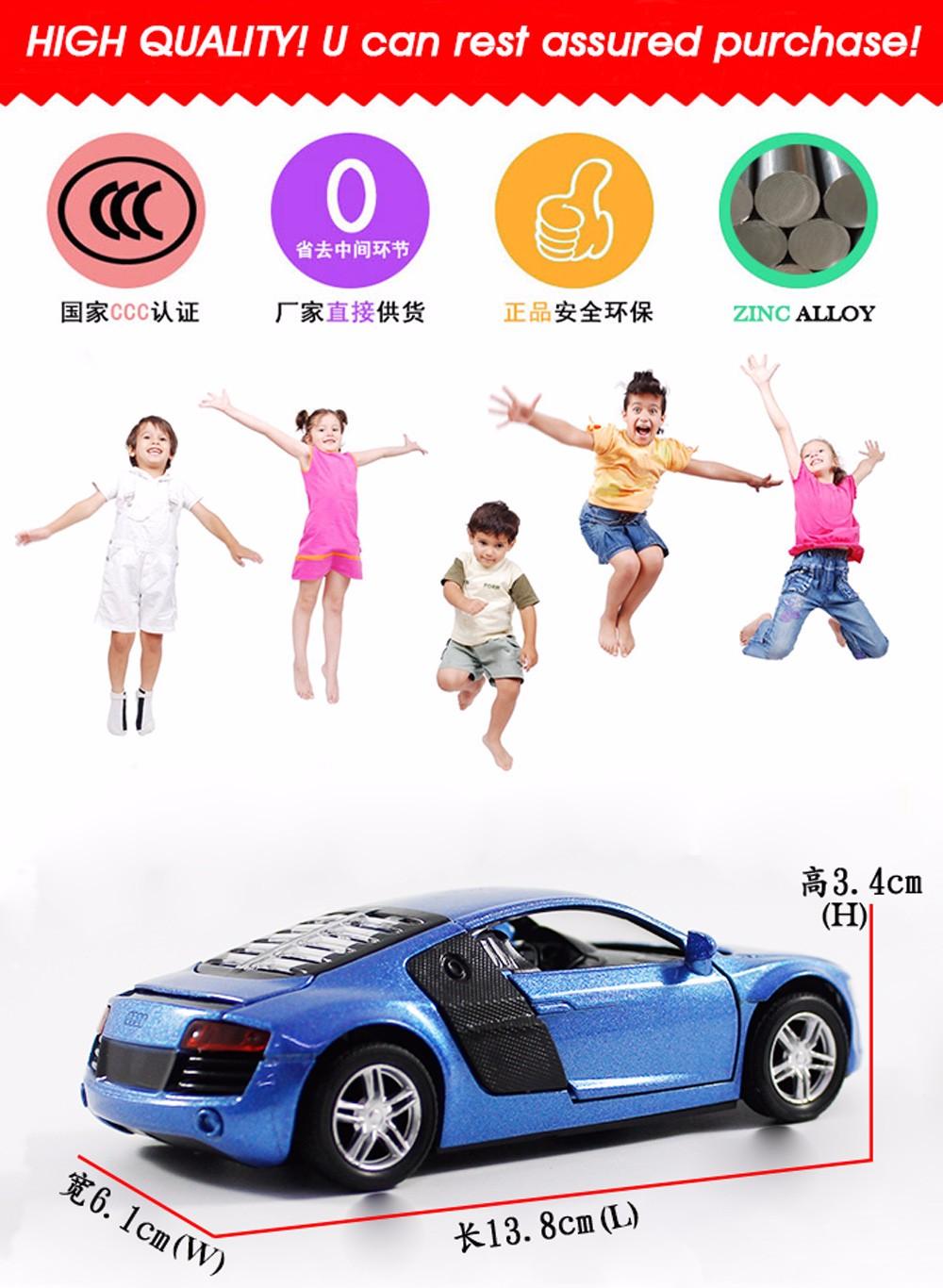 Audi-R8-Diecast-car-7