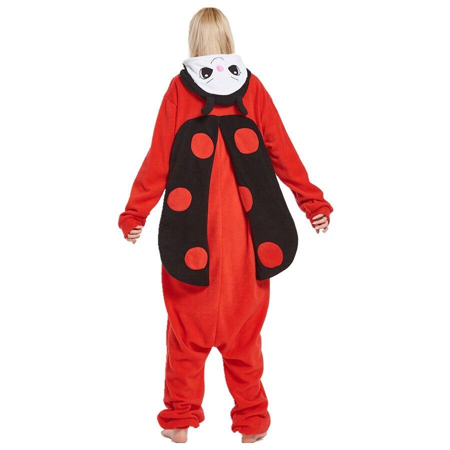 Ladybug Halloween Costume Adults