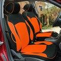 Respirável tampas de assento do carro especial Para Fiat Ottimo 500 Panda Punto Linea Freemont Viaggio Bravo Sedici Coroma acessórios do carro