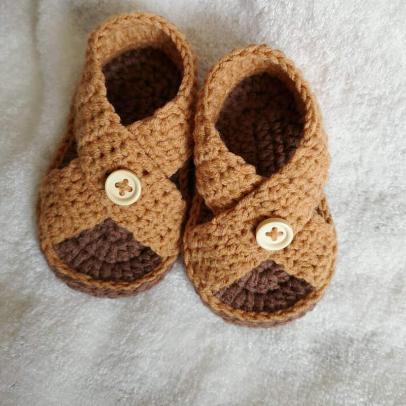 QYFLYXUE Handmade Babyshoes Newborn