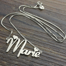 Fonty Name Necklace