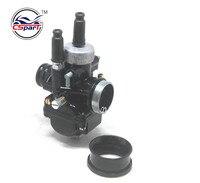 17mm Racing Carburetor Carb For Dellorto PHBG DS Black