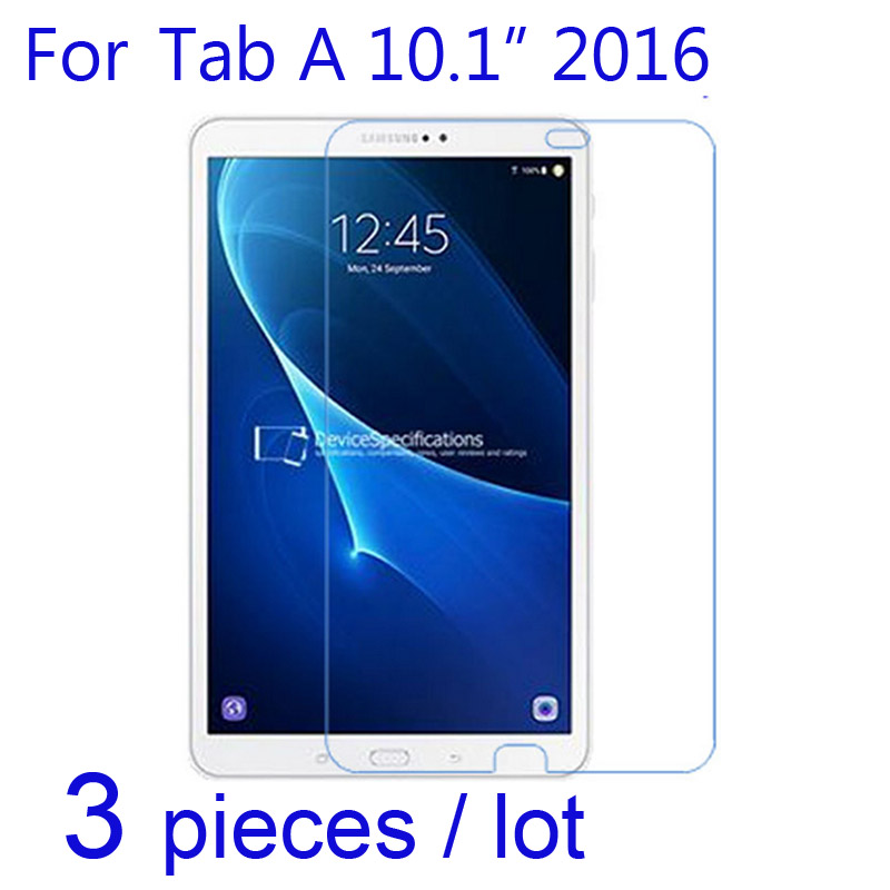Phone Screen Protectors Mobile Phone Accessories Efficient 3pcs Clear/matte/nano Protective Films For Samsung Galaxy Tab E T560/1 9.6 Or Tab A 10.1 2016 T580/585 Tablet Screen Protector