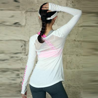 Bodybuilding Clothes Badminton Shirt Sport Undershirt  Running Shorts Compression  Sports Polo Shirts Long Sleeves Gym Tshirt