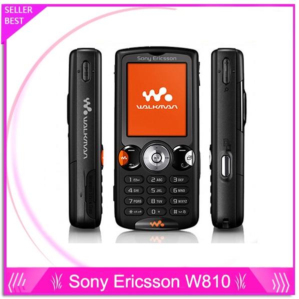 W810 Original Unlocked Sony Ericsson W81s