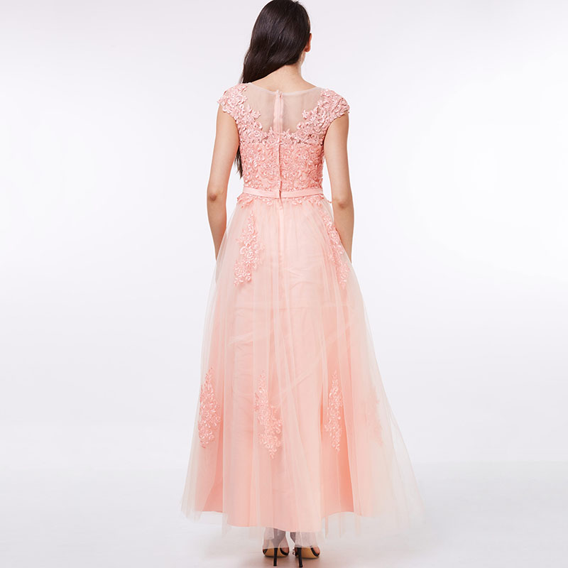 Tanpell appliques prom dress red off the shoulder floor length dress sashes back zipper up cheap pearl pink long prom dresses