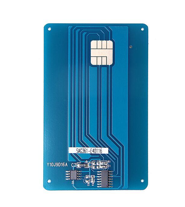 (10 Pieces/lot)high Quality!  Toner Cartridge Chip Compatible For Ricohs SP 1000s/FAX 1140L/FAX 1180l/Nashuatec F111