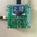 OLED дисплей РФ измеритель мощности 0-500 МГц-80 ~ 10dBm можно установить РФ power ослабления значения цифровой метр