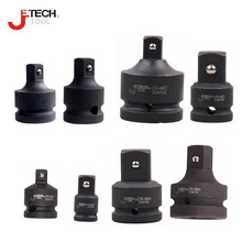 Jetech Cr-Mo impact super adapter and reducer for impact driver conversions 1/2 3/8 3/4  1/4 1 male 3/8 1/2 3/4 1/4 1female стоимость