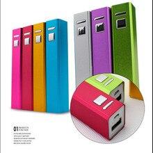 Banco do Poder Carregador de Bateria Bank para o para o Telefone Frete Grátis 2200 MAH USB Externo Portátil Power Telefone Inteligente
