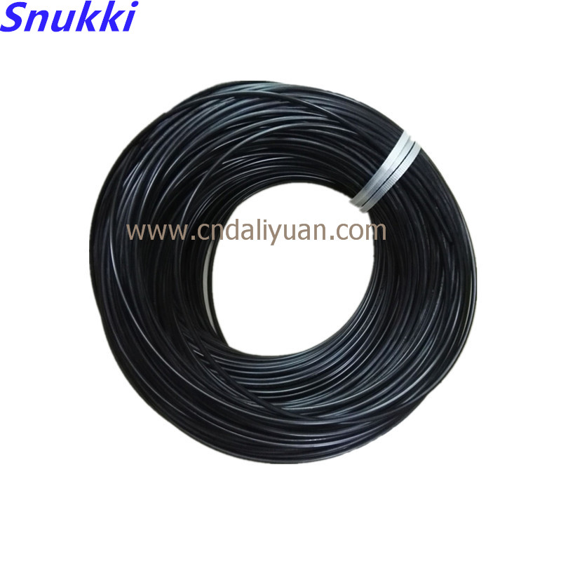 ID6 High quality Nylon pipe fule line 8mmx6mm 8X1 nylon tube 5 meters a lot