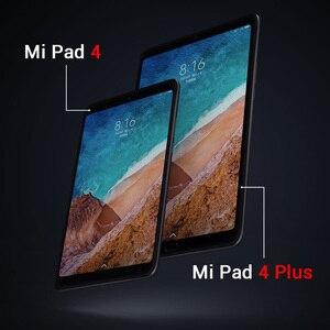 Image 4 - Xiaomi Mi Pad 4 Plus 64GB ROM Snapdragon 660 AIE CPU Tablets 4 128GB ROM 10.1 16:10 Screen Tablet 13MP 8620mAh Battery
