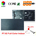 P7.62 SMD full color led module 32*16 pixels 3IN1 244*122mm for P7.62  rgb 7 color LED Display
